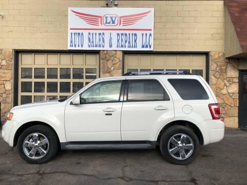 2011 Ford Escape for sale at LV Auto Sales & Repair, LLC in Yakima WA