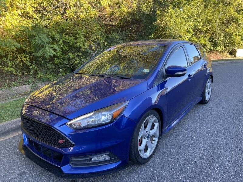 2015 Ford Focus for sale at Auto Land Inc in Fredericksburg VA