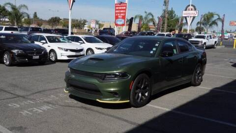 2021 Dodge Charger for sale at Choice Motors in Merced CA