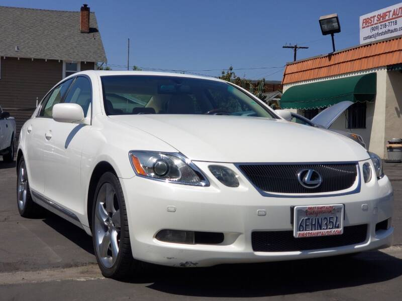 2006 Lexus GS 430 for sale at First Shift Auto in Ontario CA