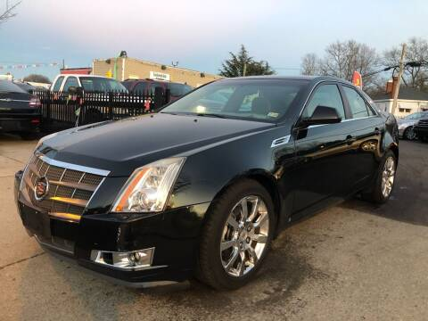 2009 Cadillac CTS for sale at Crestwood Auto Center in Richmond VA