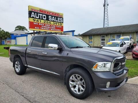 2016 RAM Ram Pickup 1500 for sale at Mox Motors in Port Charlotte FL