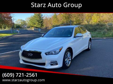 2014 Infiniti Q50 for sale at Starz Auto Group in Delran NJ