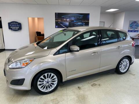2018 Ford C-MAX Hybrid for sale at Used Car Outlet in Bloomington IL