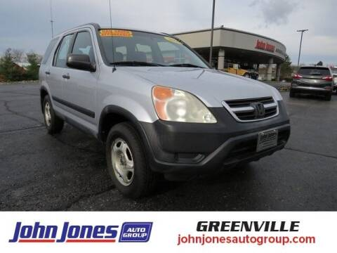 2003 Honda CR-V for sale at Cj king of car loans/JJ's Best Auto Sales in Troy MI