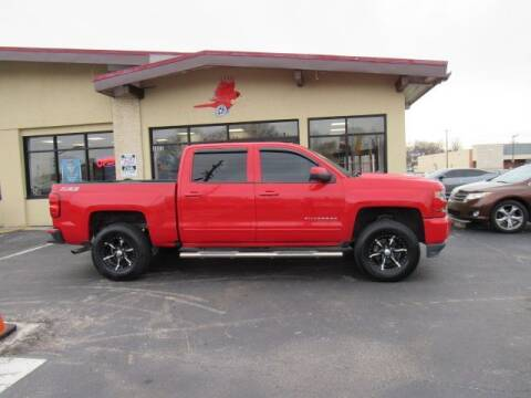 2016 Chevrolet Silverado 1500 for sale at Cardinal Motors in Fairfield OH