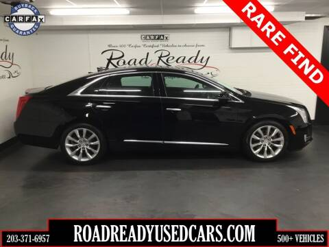 2016 Cadillac XTS for sale at Road Ready Used Cars in Ansonia CT