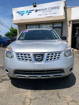 2010 Nissan Rogue for sale at Prime Cars Auto Sales in Saugus MA