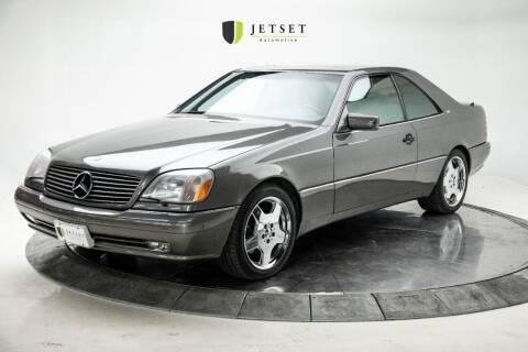 1999 Mercedes-Benz CL-Class for sale at Jetset Automotive in Cedar Rapids IA