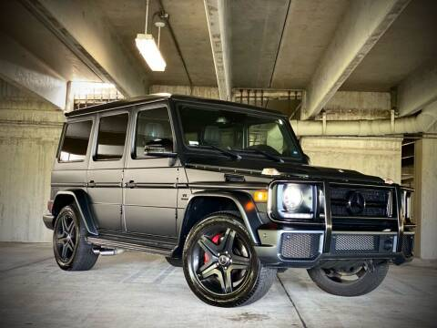 2014 Mercedes-Benz G-Class for sale at FALCON AUTO BROKERS LLC in Orlando FL