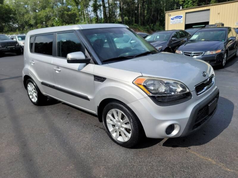 2012 Kia Soul for sale at GEORGIA AUTO DEALER, LLC in Buford GA