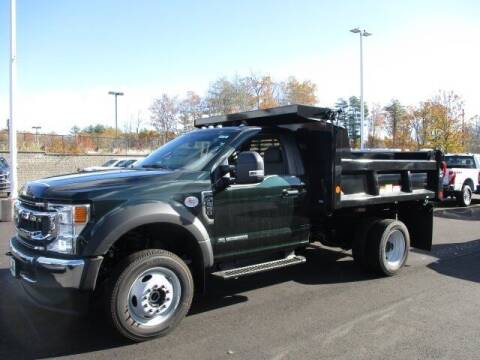 2020 Ford F-550 Super Duty for sale at MC FARLAND FORD in Exeter NH