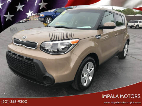 2016 Kia Soul for sale at IMPALA MOTORS in Memphis TN