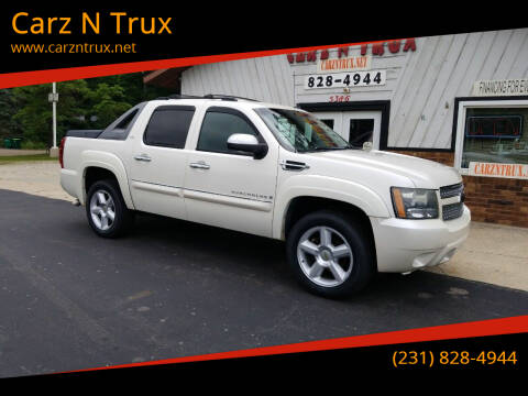 2008 Chevrolet Avalanche for sale at Carz N Trux in Twin Lake MI
