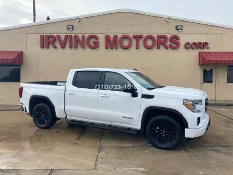 2020 GMC Sierra 1500 for sale at Irving Motors Corp in San Antonio TX