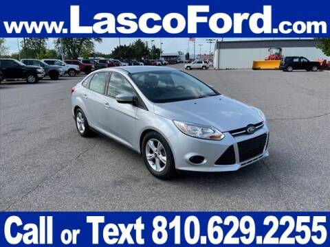 2014 Ford Focus for sale at Lasco of Grand Blanc in Grand Blanc MI