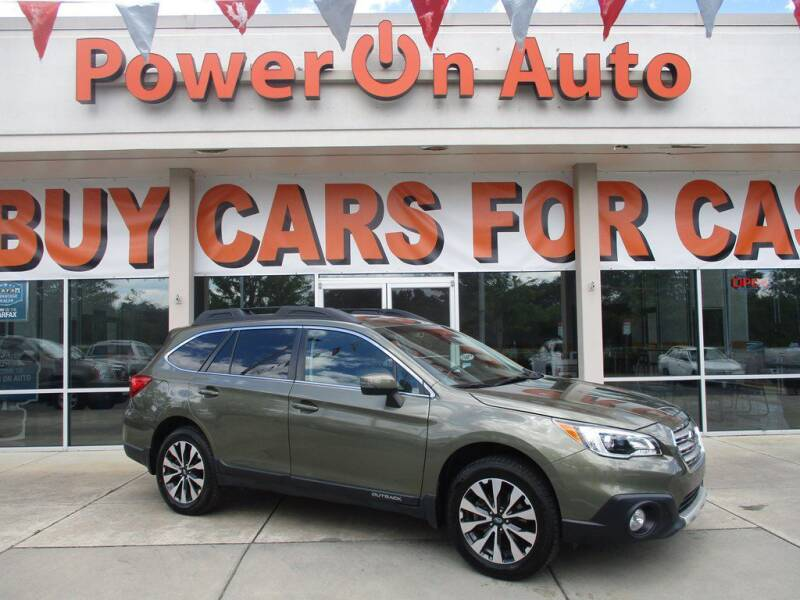 2017 Subaru Outback for sale in Monroe, NC