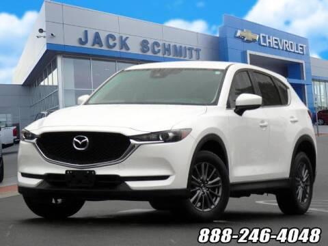 2018 Mazda CX-5 for sale at Jack Schmitt Chevrolet Wood River in Wood River IL