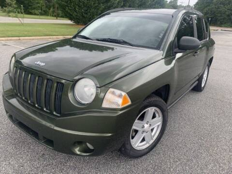 2008 Jeep Compass for sale at JES Auto Sales LLC in Fairburn GA
