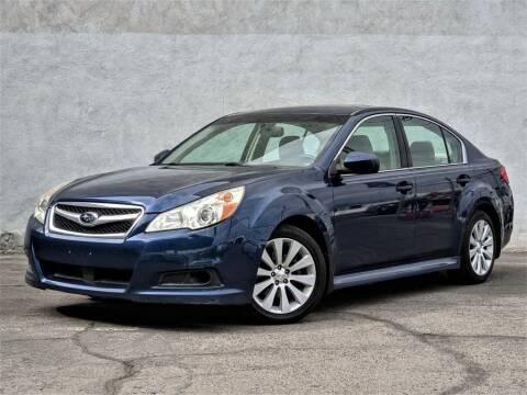 2011 Subaru Legacy for sale at Divine Motors in Las Vegas NV