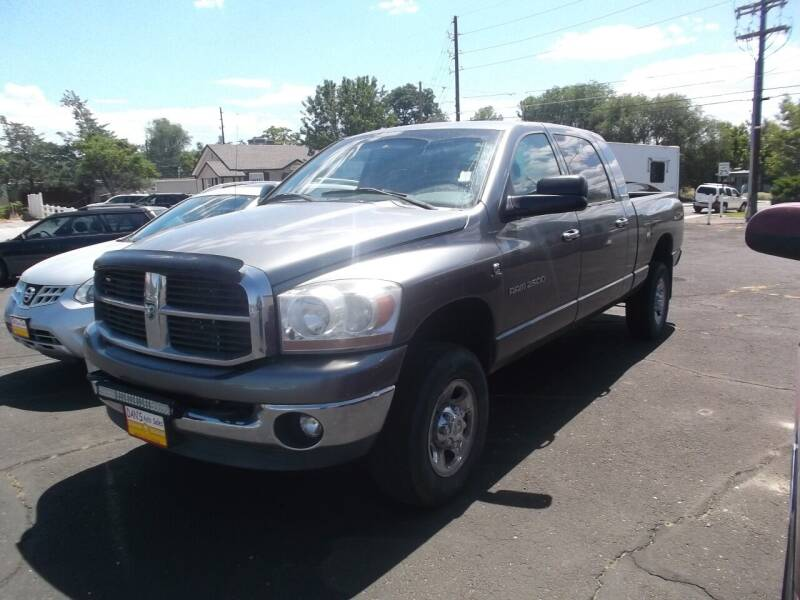 2006 Dodge Ram Pickup 2500 for sale at Dan's Auto Sales in Grand Junction CO
