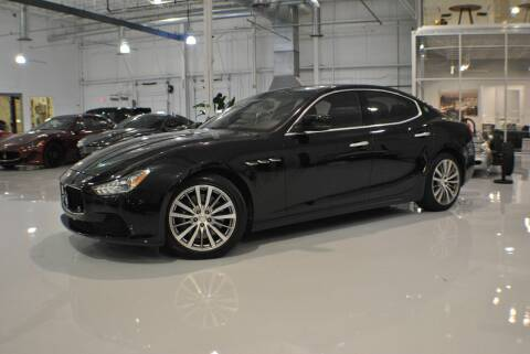 2016 Maserati Ghibli for sale at Euro Prestige Imports llc. in Indian Trail NC