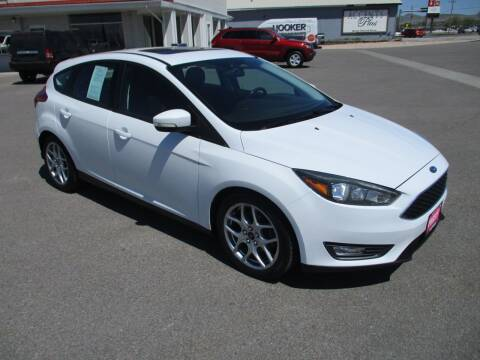 2015 Ford Focus for sale at West Motor Company in Hyde Park UT