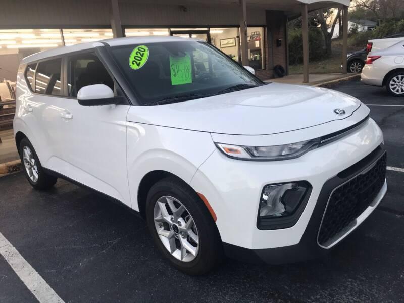 2020 Kia Soul for sale at Scotty's Auto Sales, Inc. in Elkin NC