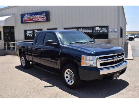 2008 Chevrolet Silverado 1500 for sale at Chaparral Motors in Lubbock TX