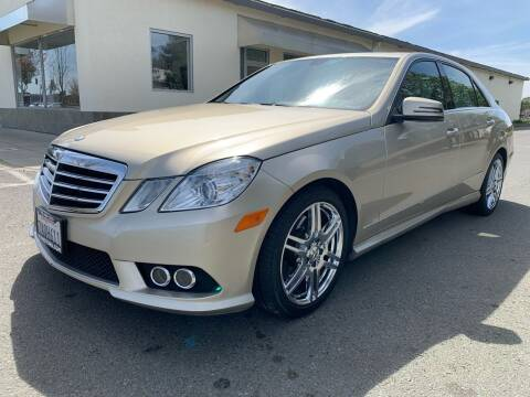2010 Mercedes-Benz E-Class for sale at 707 Motors in Fairfield CA
