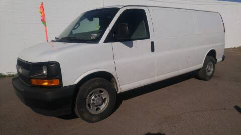 2017 Chevrolet Express Cargo for sale at Advantage Motorsports Plus in Phoenix AZ