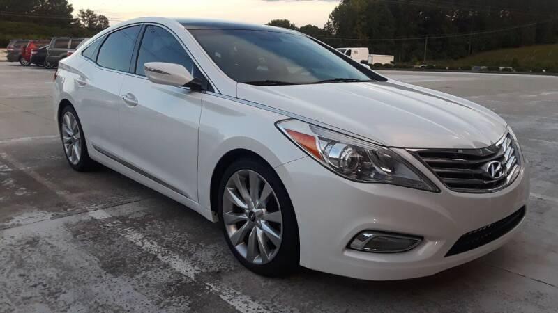 2012 Hyundai Azera for sale at Don Roberts Auto Sales in Lawrenceville GA