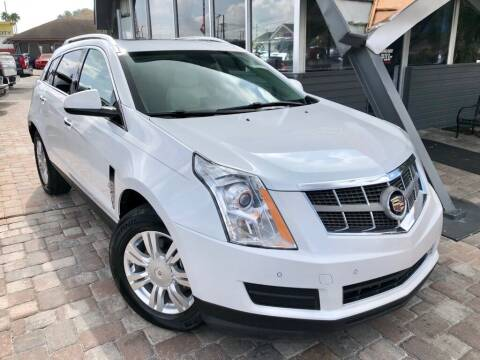 2012 Cadillac SRX for sale at Unique Motors of Tampa in Tampa FL