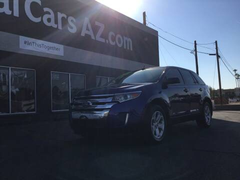 2013 Ford Edge for sale at Ideal Cars - SERVICE in Mesa AZ