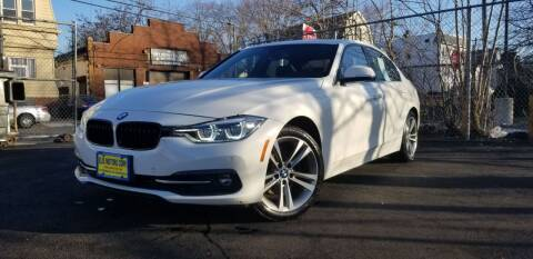 2017 BMW 3 Series for sale at Elis Motors in Irvington NJ
