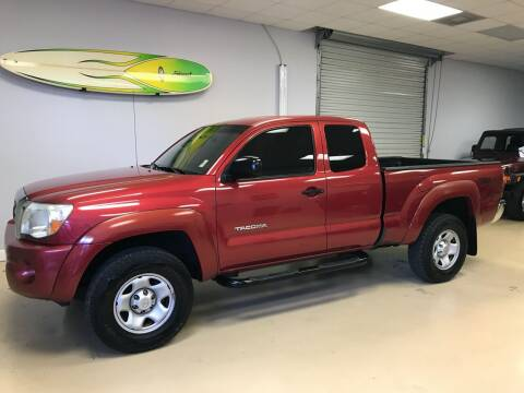 2007 Toyota Tacoma for sale at Jeep and Truck USA in Tampa FL