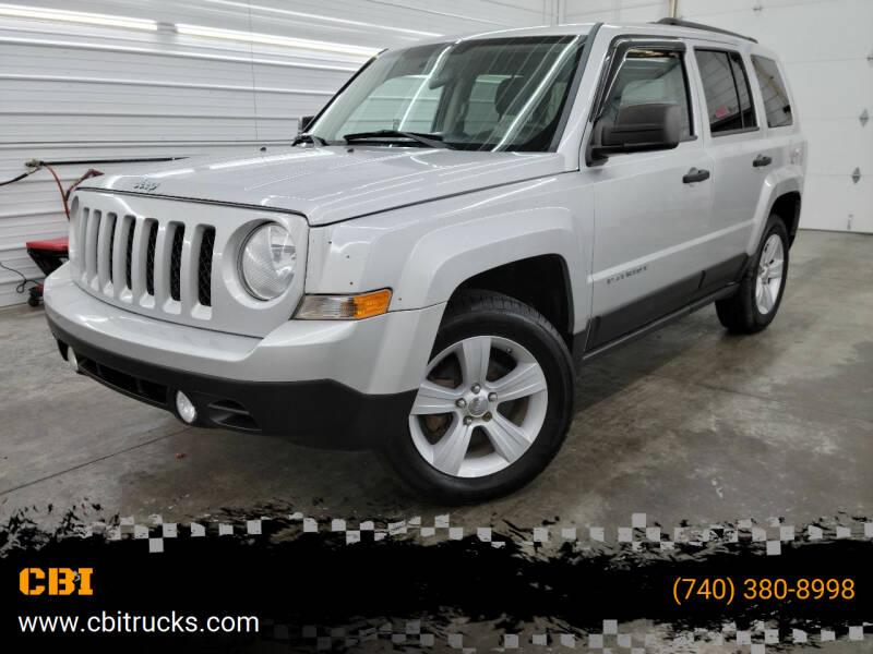 2011 Jeep Patriot for sale at CBI in Logan OH