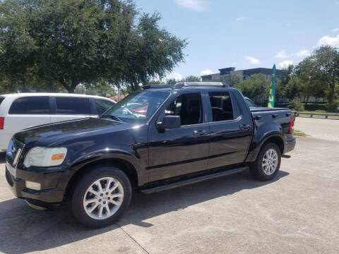 2008 Ford Explorer Sport Trac for sale at FAMILY AUTO BROKERS in Longwood FL