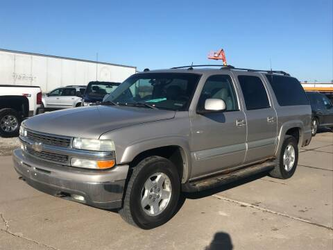 2004 Chevrolet Suburban for sale at Casey's Auto Detailing & Sales in Lincoln NE