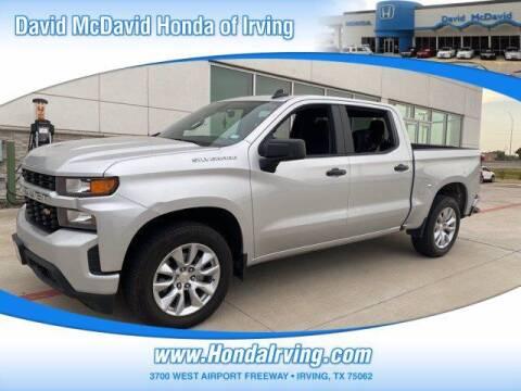 2020 Chevrolet Silverado 1500 for sale at DAVID McDAVID HONDA OF IRVING in Irving TX
