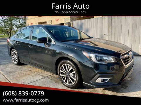 2019 Subaru Legacy for sale at Farris Auto - Main Street in Stoughton WI