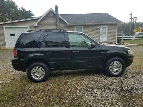 2005 Mercury Mariner for sale at MIKE B CARS LTD in Hammonton NJ