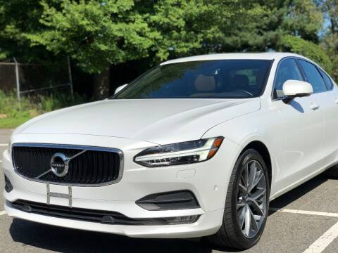 2017 Volvo S90 for sale at SILVER ARROW AUTO SALES CORPORATION in Newark NJ