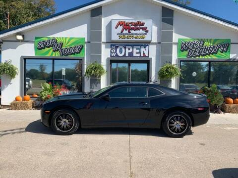 2010 Chevrolet Camaro for sale at MARIETTA MOTORS LLC in Marietta OH
