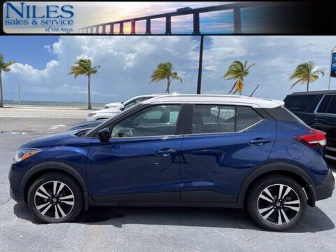 2019 Nissan Kicks for sale at Niles Sales and Service in Key West FL