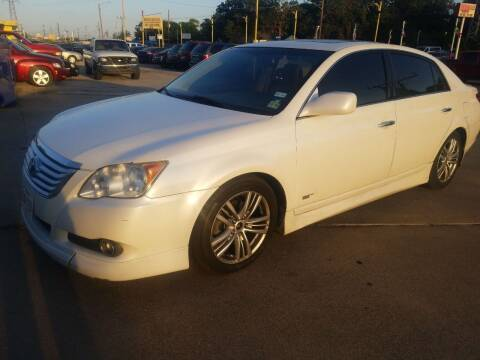 2009 Toyota Avalon for sale at Nile Auto in Fort Worth TX
