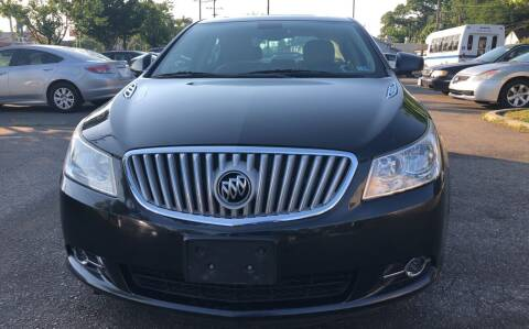 2012 Buick LaCrosse for sale at Advantage Motors in Newport News VA