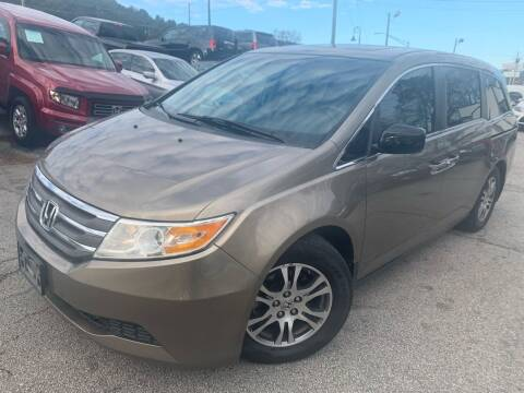 2012 Honda Odyssey for sale at Philip Motors Inc in Snellville GA