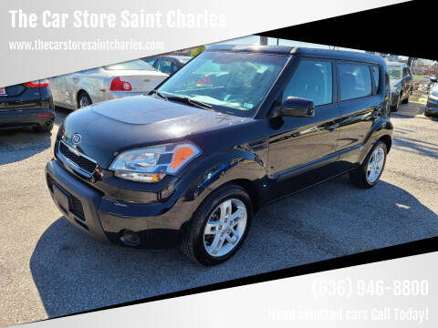 2011 Kia Soul for sale at The Car Store Saint Charles in Saint Charles MO