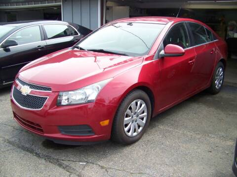 2011 Chevrolet Cruze for sale at Collector Car Co in Zanesville OH